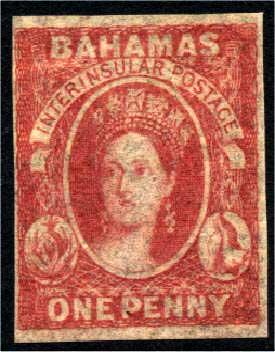 06 Selo 1 de Bahamas