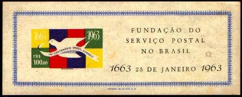 10 Bloco Servico Postal Brasileiro