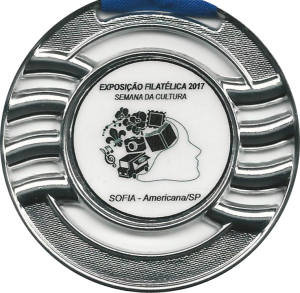 Medalha Americana 2017