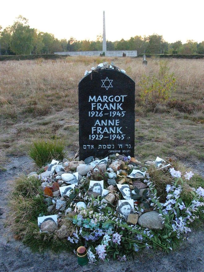 Fig 13 800px-Anne_frank_memorial_bergen_belsen